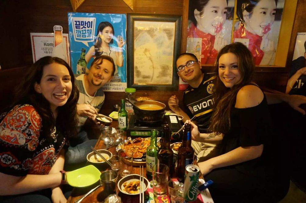 Traditional Korean BBQ and Pub Crawl (1)