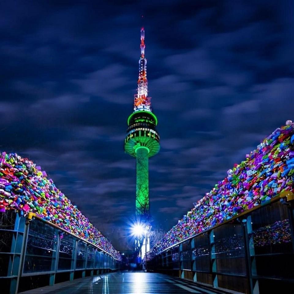 n seoul tower 1
