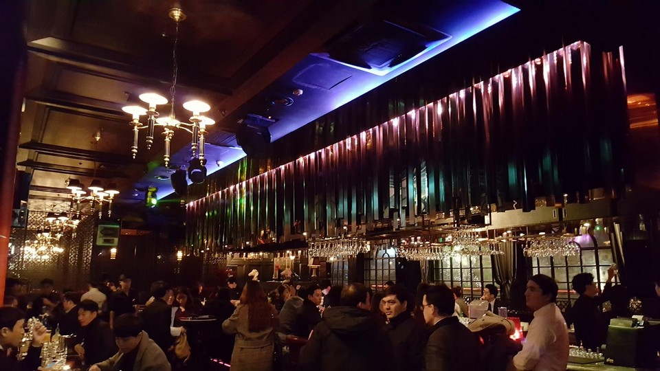 prost bar itaewon