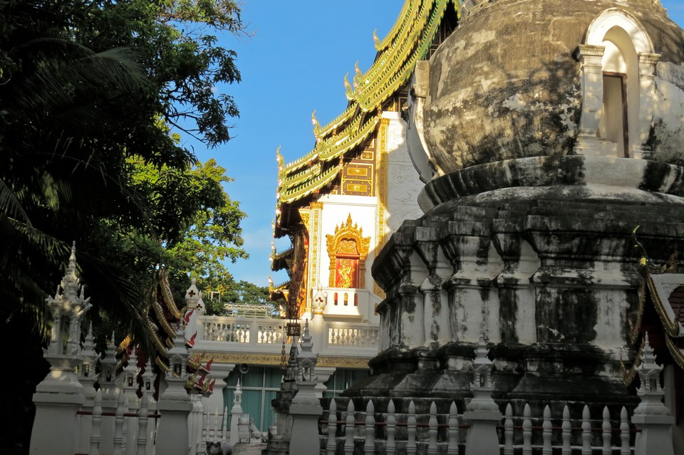 Must see places in Chiang Mai Wat Ku Tao (1)