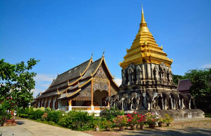 Must visit places in Chiang Mai Wat Chiang Man (3)