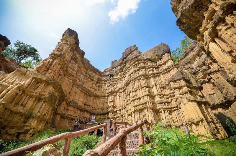 Pha Chor gorge