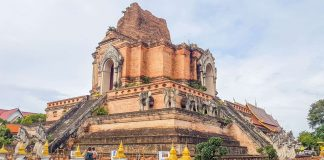 wat chedi luang best places to visit in chiang mai thailand
