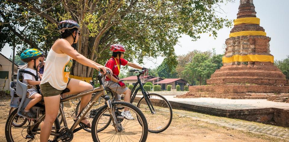 chiang mai bike