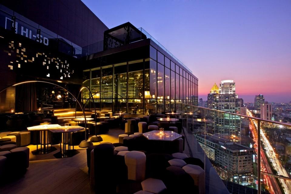 Best sky bar Bangkok — 10 most famous, highest rooftop ...