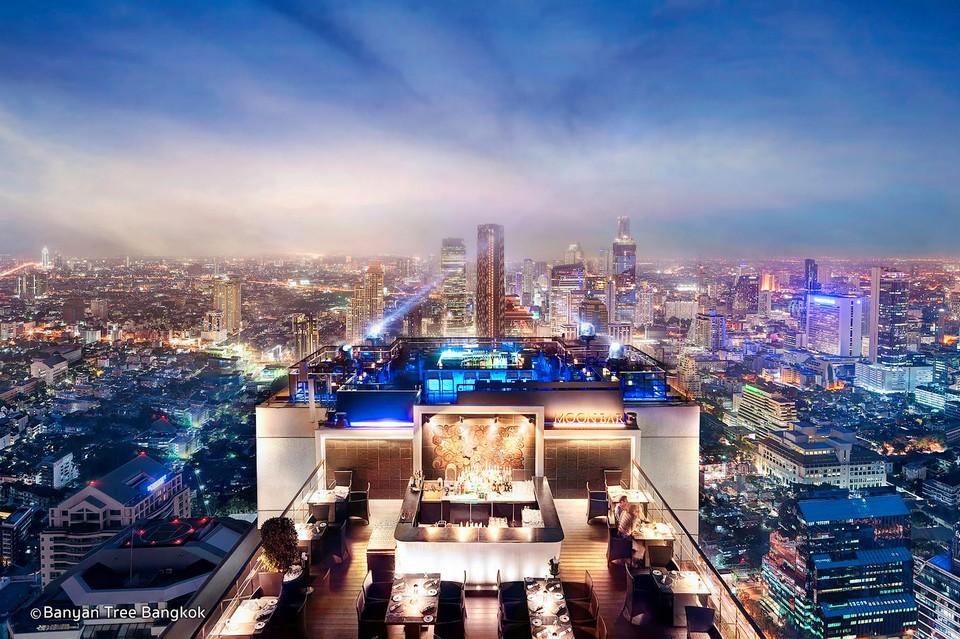 Best skybars Bangkok Vertigo – Banyan Tree Bangkok (13)