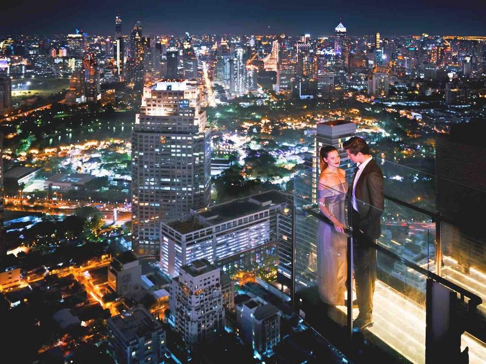 Best skybars Bangkok Vertigo – Banyan Tree Bangkok (1)