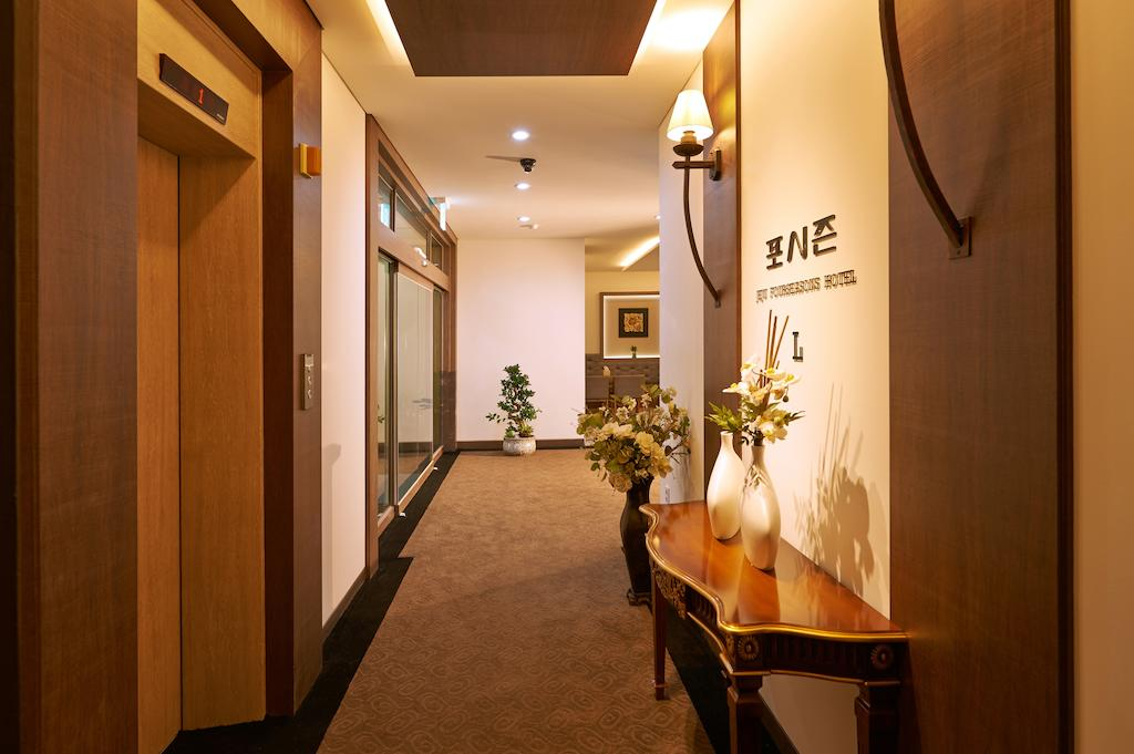 Affordable hotels in Jeju island Four Seasons Hotel (1)