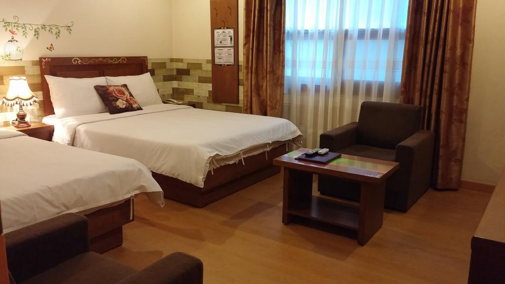 Cheap hotels in Jeju island Goodstay December Hotel (1)