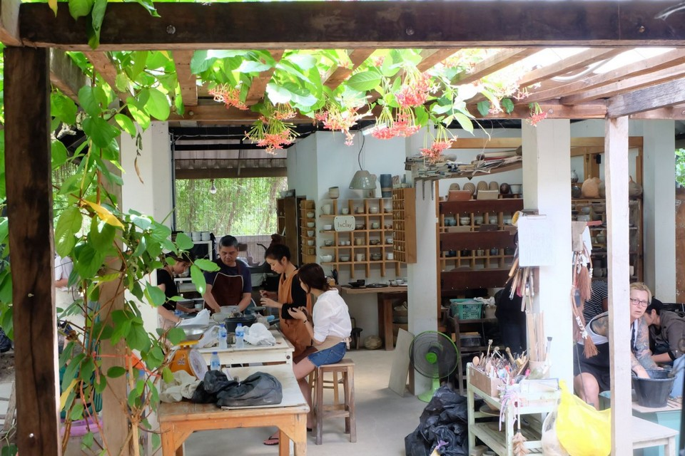 In Clay Studio chiang mai thailand (1)