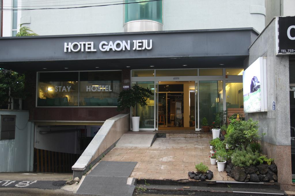 Jeju accommodation budget Hotel Gaon J Stay (1)