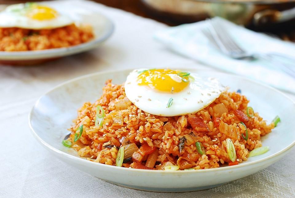 Chamchi kimchi bokkeumbap