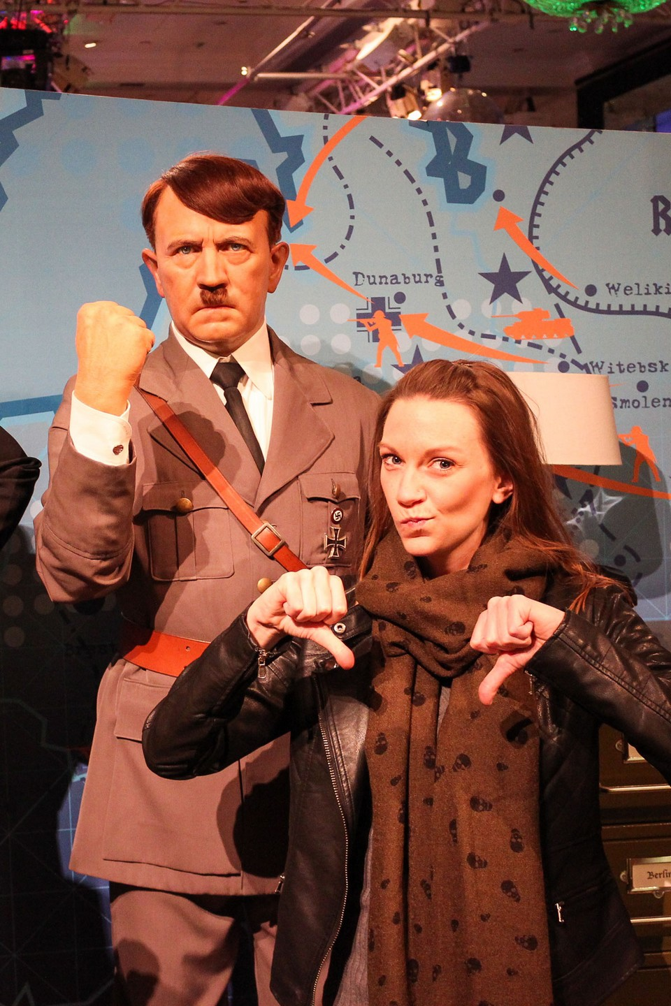 Best places to go in London Madame Tussauds London (1)