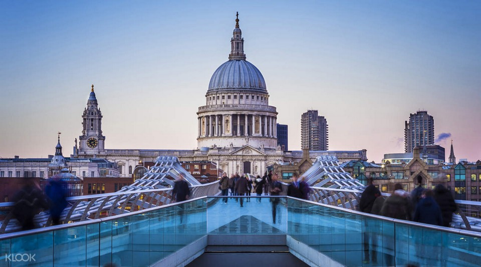 Best places to visit in London St. Paul's Cathedral (1)