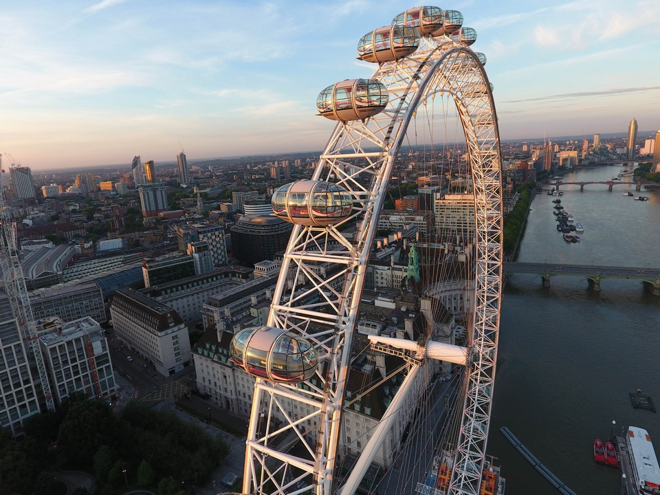 Best places to visit in London The London Eye (1)