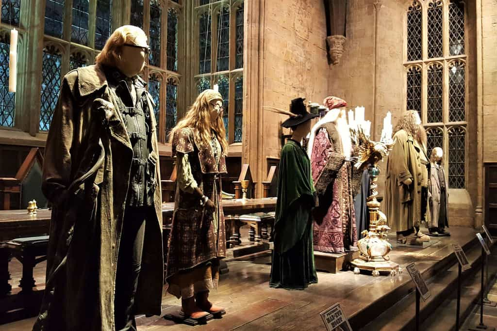 Must visit places in London Warner Bros. Studio Tour London – The world of Harry Potter (1)