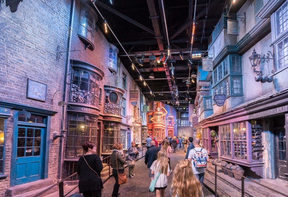 Warner Bros. Studio Tour London,best places to visit in london (1)
