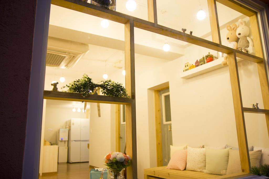 Cheap guesthouse in Jeju Rainbow In Jeju Guesthouse (1)