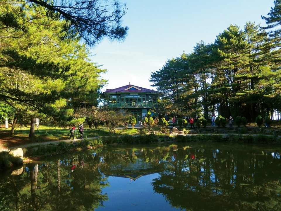 Must visit places in Taichung Lishan Scenic Area (1)