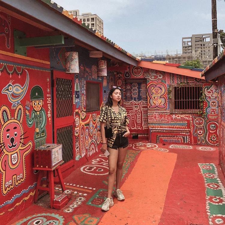 rainbow village taichung (1)