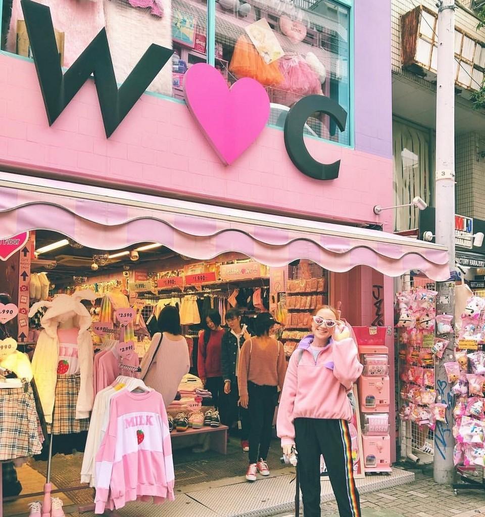 harajuku district tokyo (1)