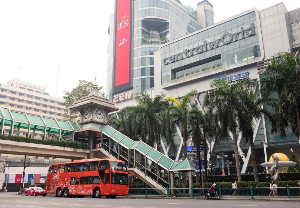 Siam hop on hop off bus,Siam Hop Bangkok Hop-On Hop-Off Sightseeing Bus (4)