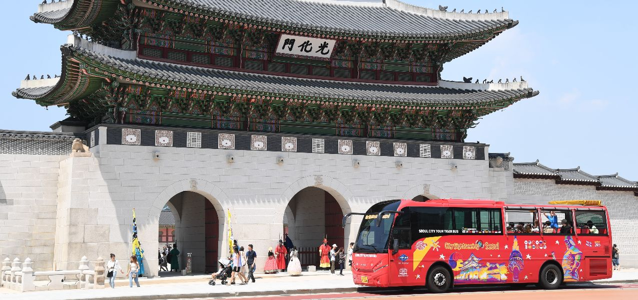 Seoul-hop on hop off bus3