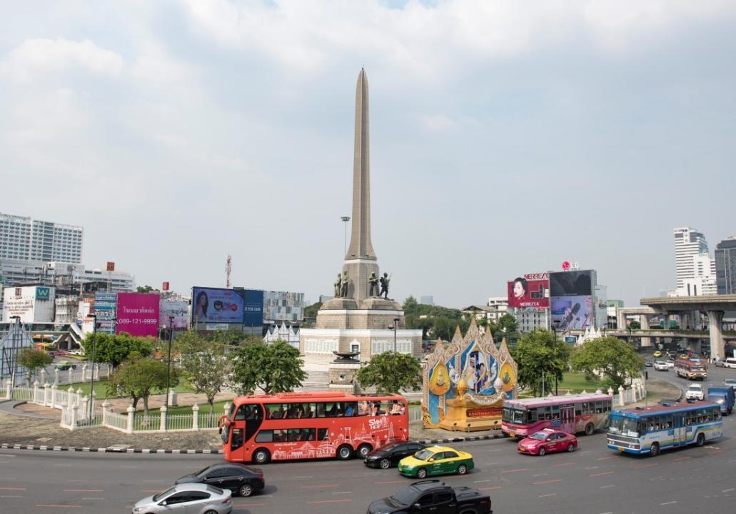 Siam hop on hop off bus,Siam Hop Bangkok Hop-On Hop-Off Sightseeing Bus (10)