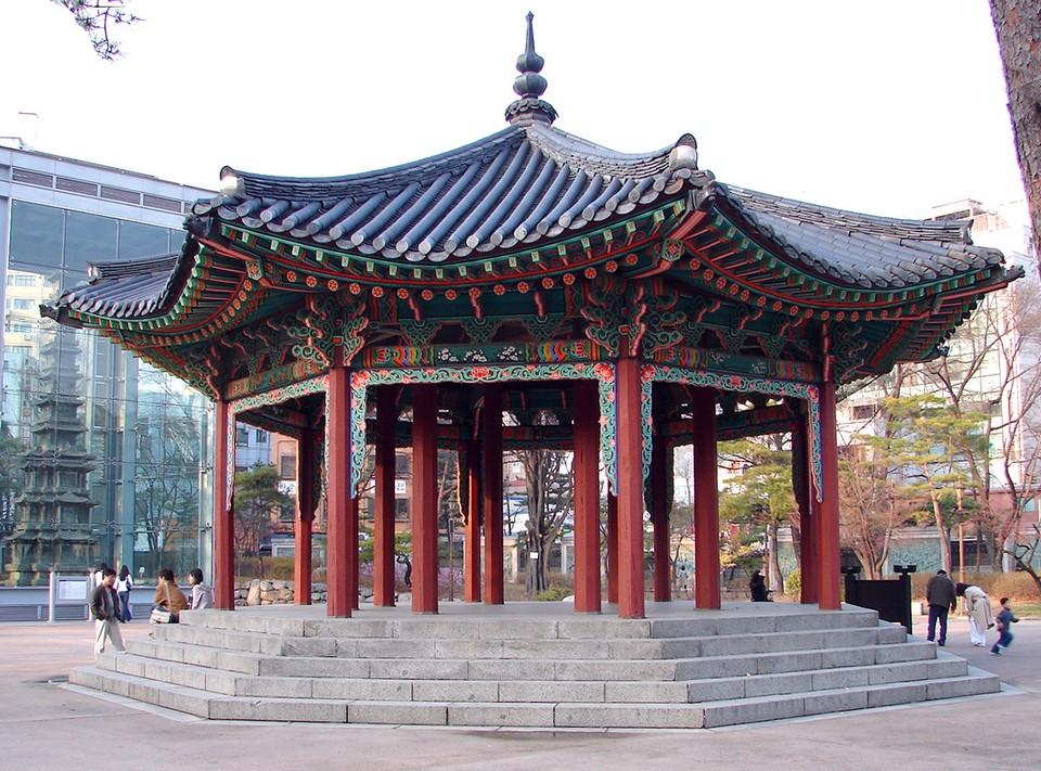 Tapgol Park Pavilion