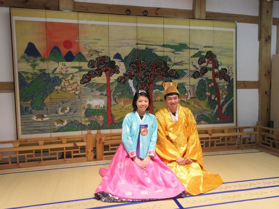 insadong hanbok
