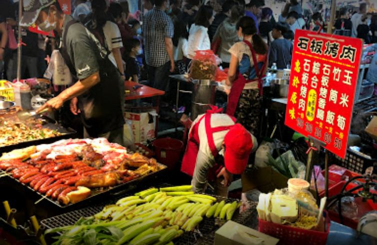 Taichung best night market Taiyuan Night Market (1)