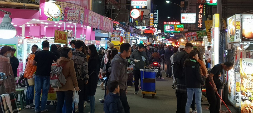 Taichung best night market Yizhong Night Market (3)