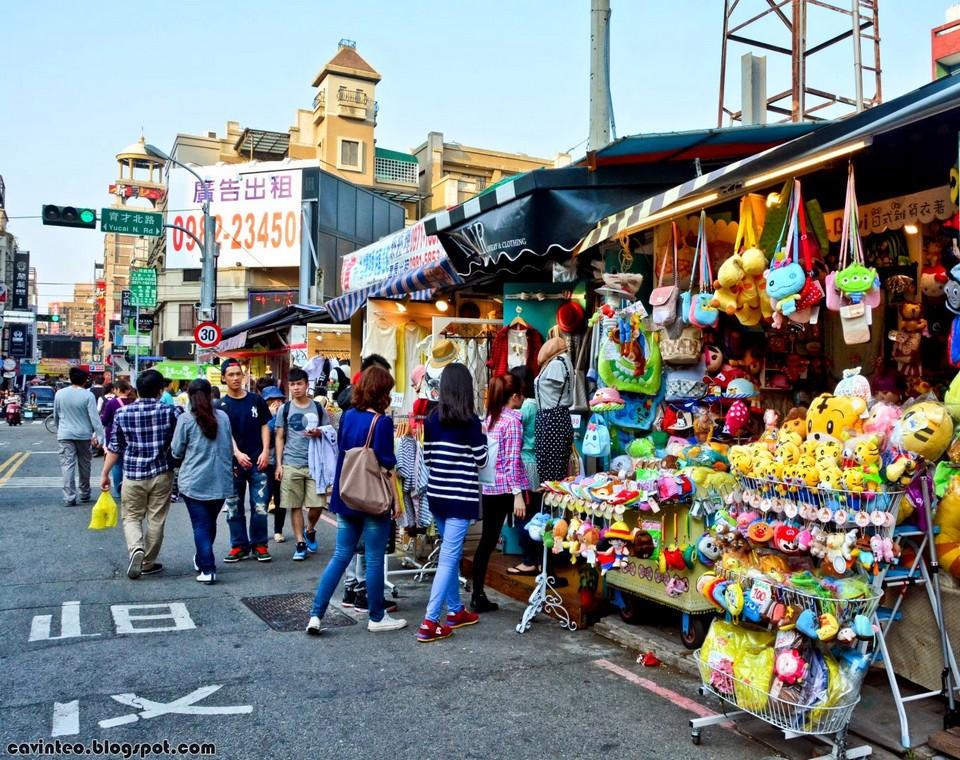 Taichung best night market Yizhong Night Market (3)