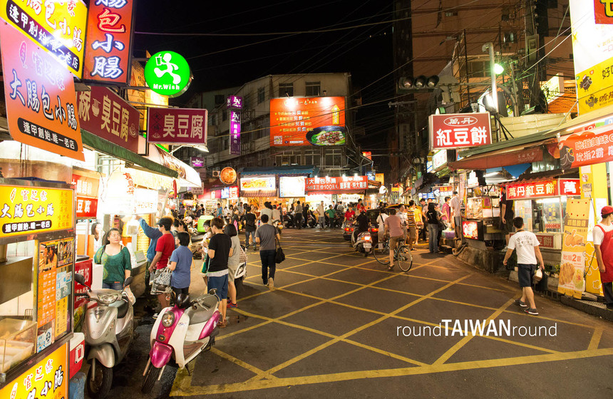 Tunghai Night Market,best night market in taichung (1)