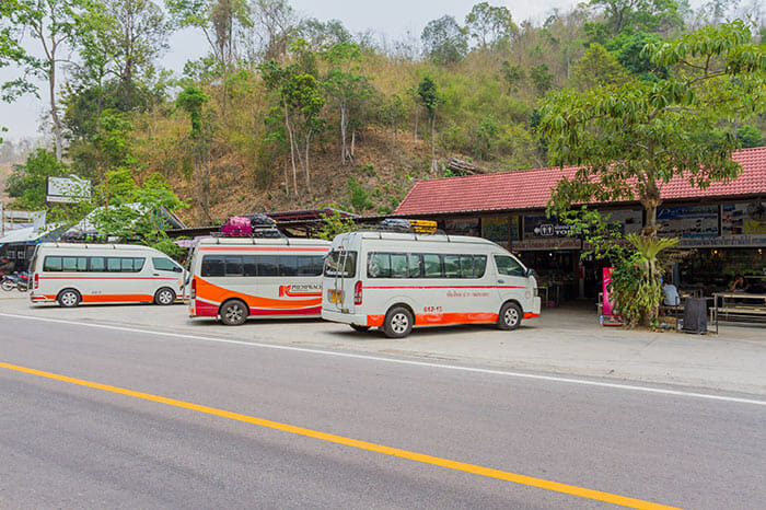 getting to pai from chiang mai