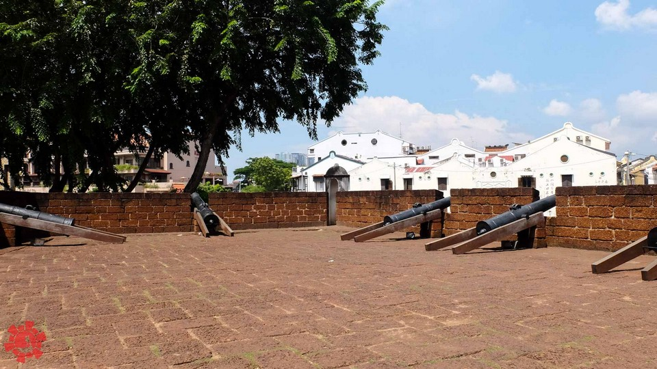Malacca day trip from KL Bastion Middleburg Fortress (1)