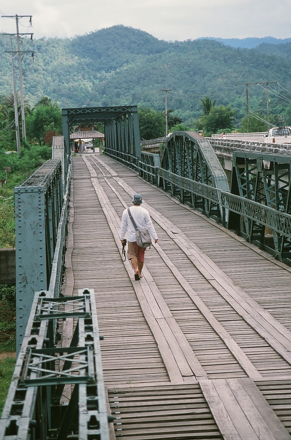 Tha Pai Memorial Bridge (World War II Memorial Bridge),pai day trip, one day in pai (1)