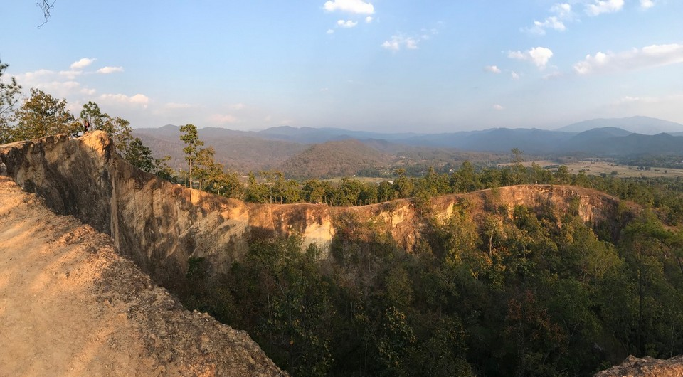 pai day trip,pai canyon (1)