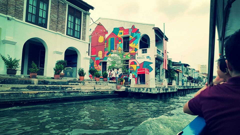 1 day in Melaka Sailing on the Malacca River (1)