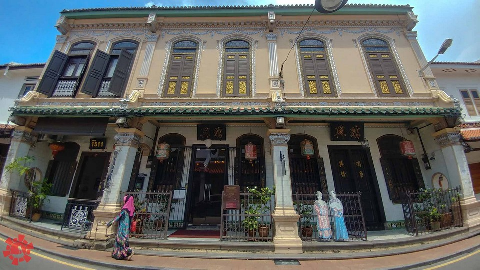 Chinatown in Malacca (1)
