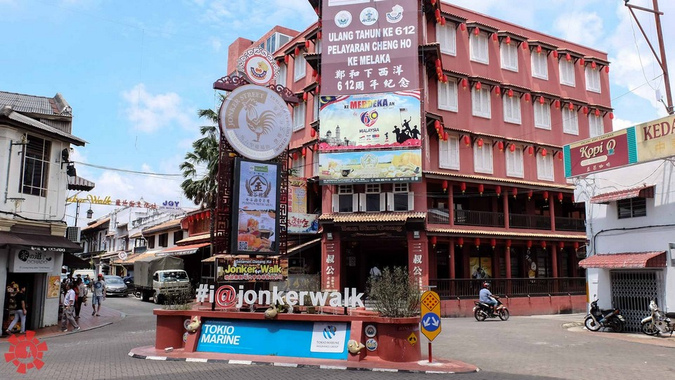 Malacca day trip from KL Jonker Walk (1)
