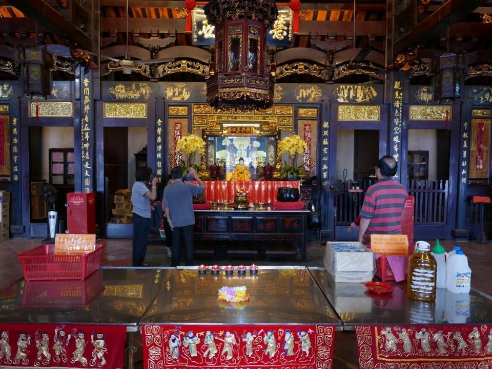 Melaka day trip from KL Cheng Hoon Teng Temple (1)