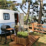 "Glamping in Busan — Explore The moving camping Busan: ""Real living in a super virtual place"""