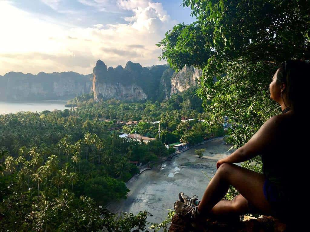 Most beautiful beaches in Thailand to visit Railay Beach — Krabi (1)
