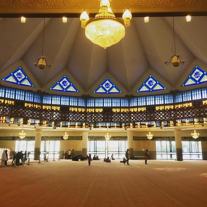 National Mosque of Malaysia (Masjid Negara) (1)