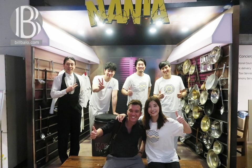 Nanta Show cast