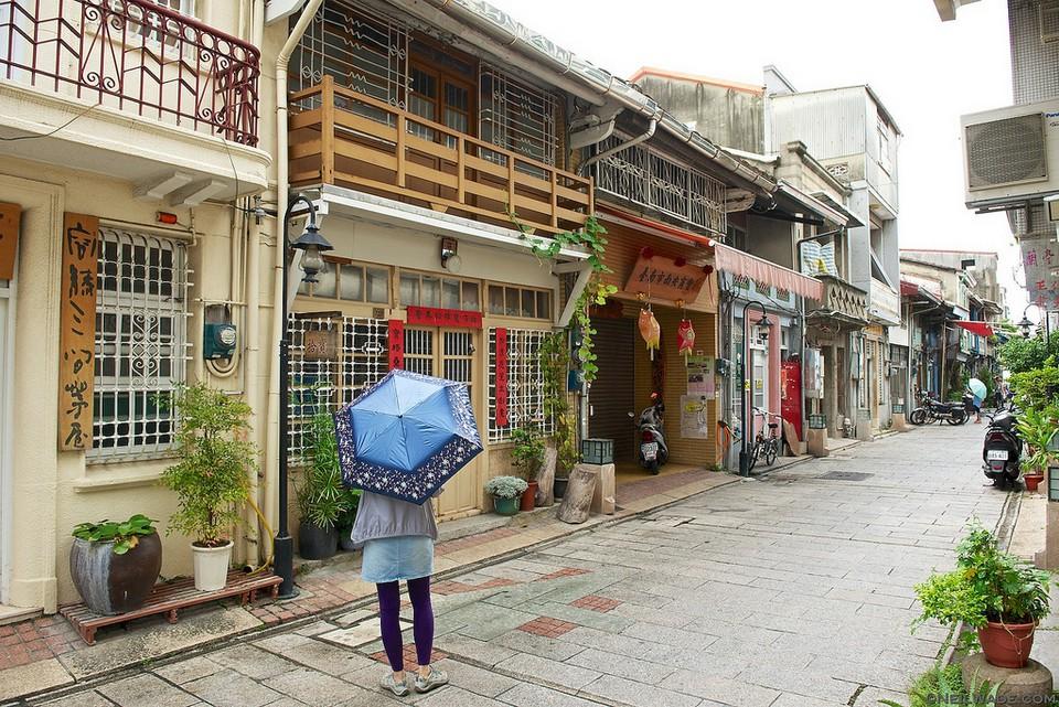 tainan old street