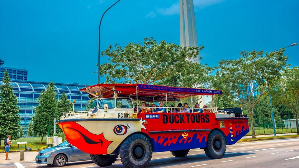 Captain Explorer DUKW® Tour4