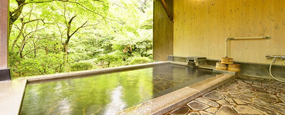 Gora Onsen Hot Spring