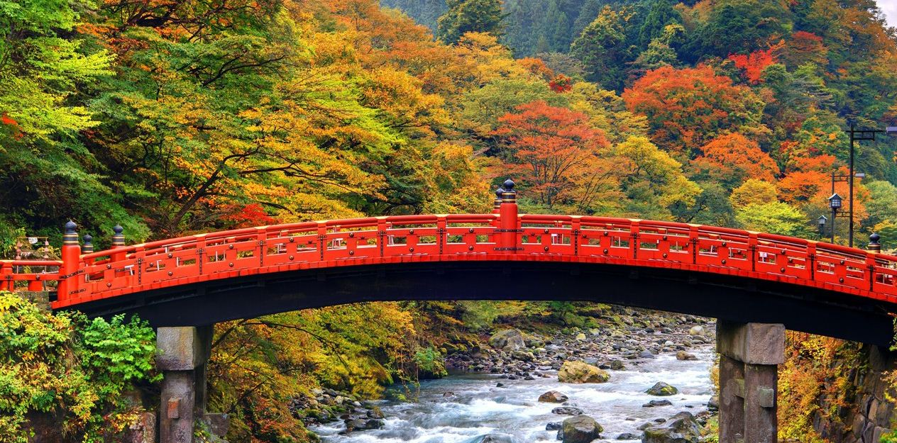 shinkyo nikko bridge